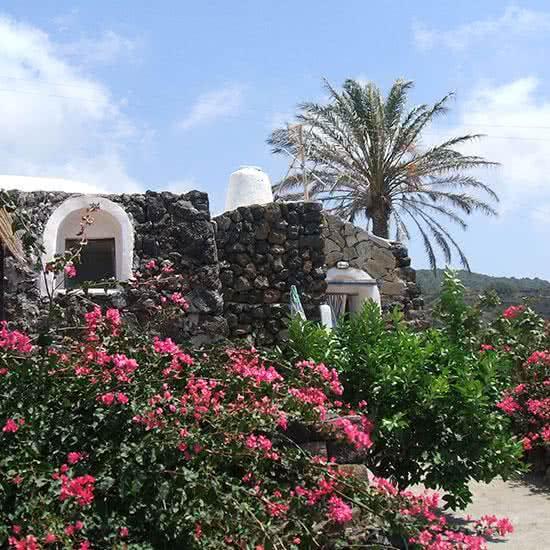 Un Dammuso en Pantelleria