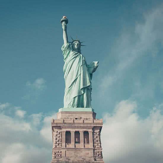 visitas en Nueva York, estatua de la libertad