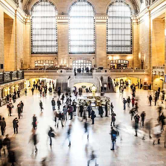 estacion de trenes nueva york