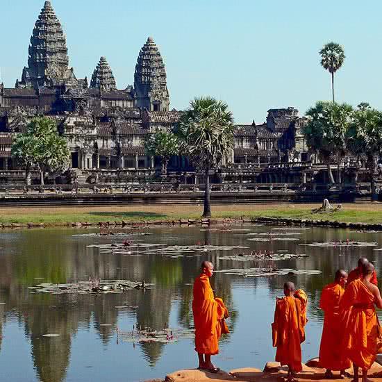 los templos mas famosos del mundo