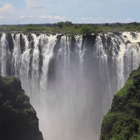 Sudáfrica cataratas victoria Mozambique