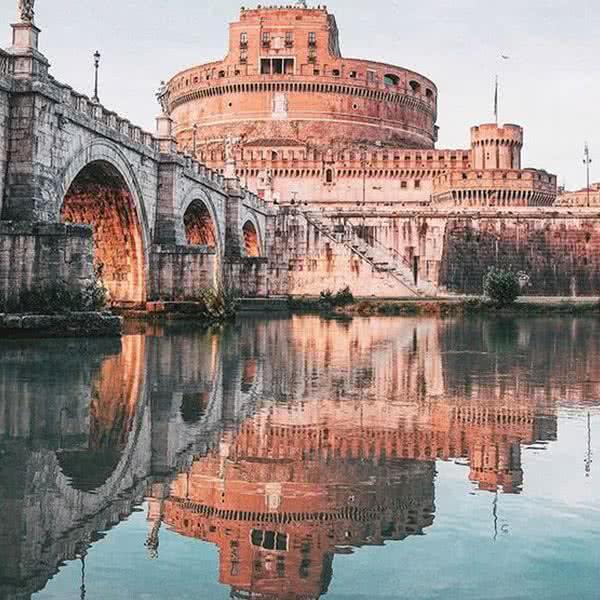 Venecia Toscana y Roma