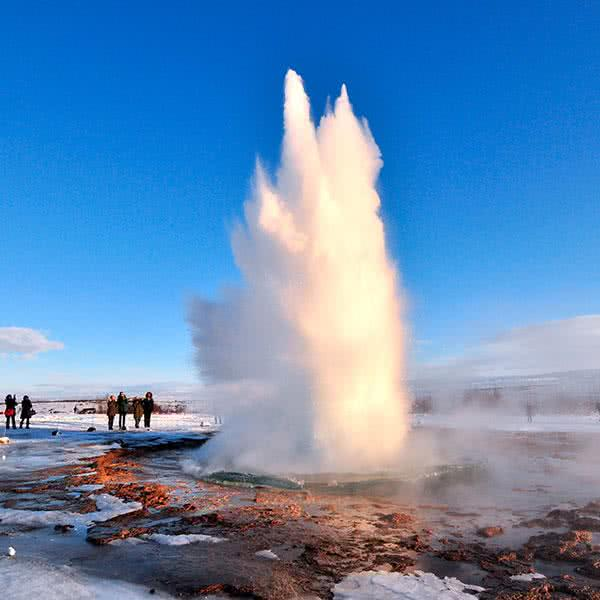 Geigers Islandia