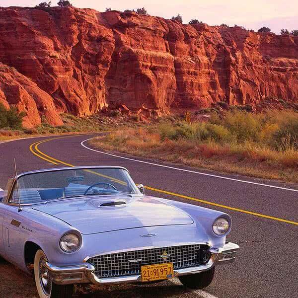 California y Ruta 66
