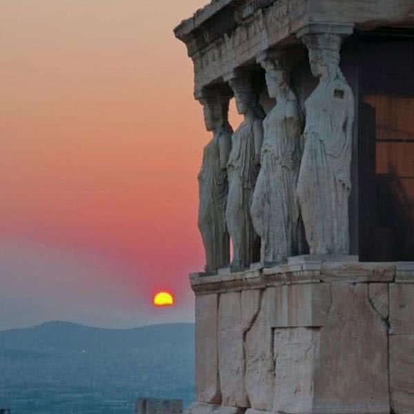 Atenas Delfos Meteora