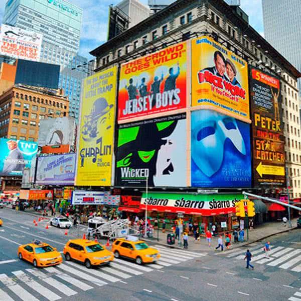 Nueva York y Aruba