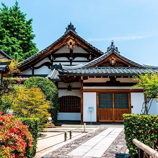 Templos en Japon