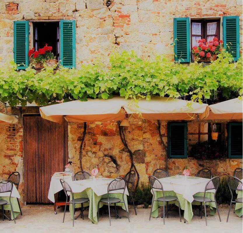 Semana santa Toscana