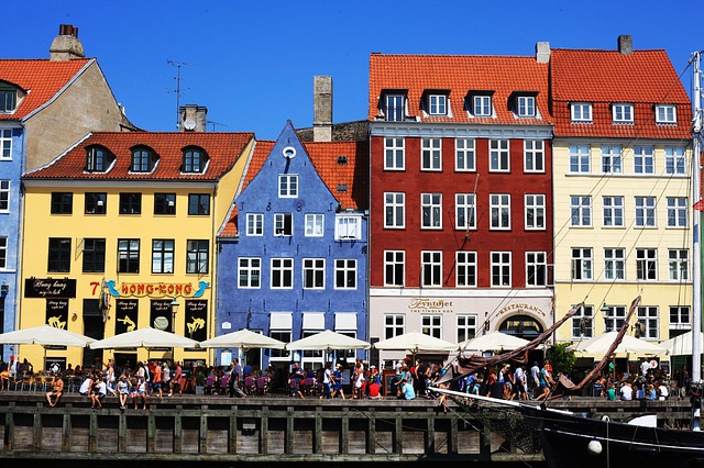 Nyhavn de Copenhague
