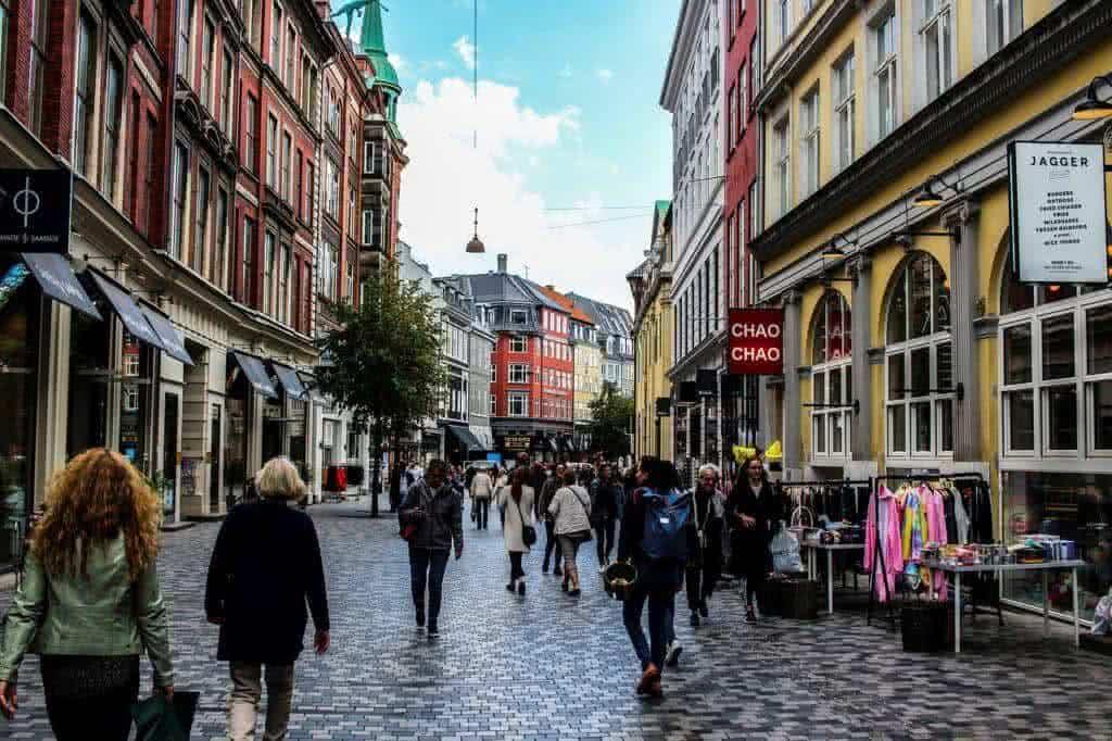 Calle Copenhague