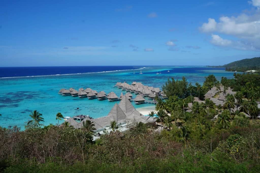 Bungalows Polinesia Francesa