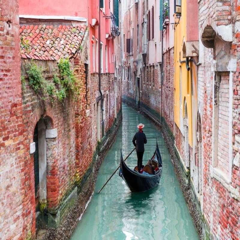 Venecia sin Turistas
