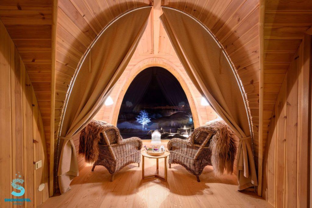 Gamme Cabin