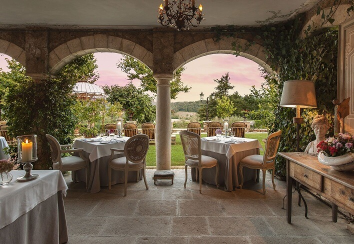 restaurante Meo Modo Borgo San Pietro