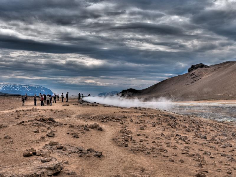 Islandia en libertad