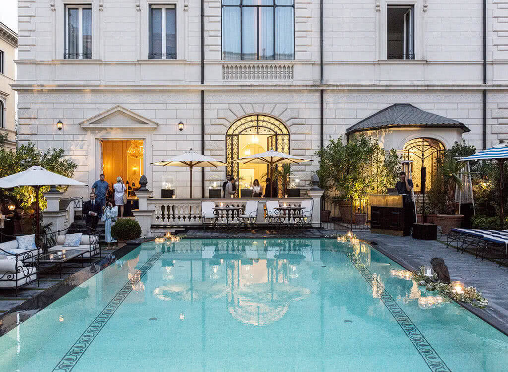 Hotel Palazzo Dama Roma