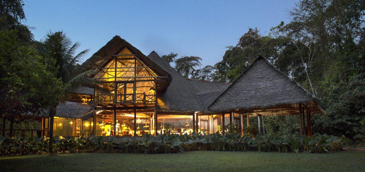 hotel en el amazonas