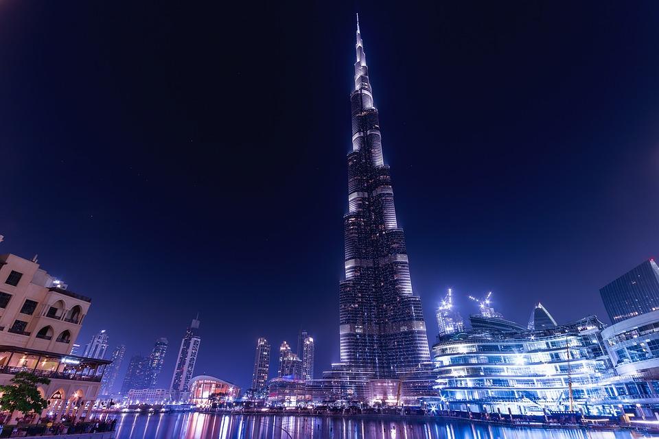 burj khalifa duba