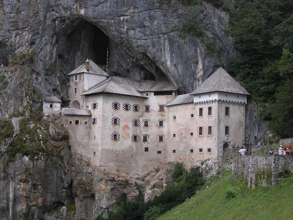 Castillo Eslovenia
