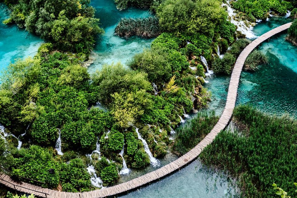 lagos plitvice croacia