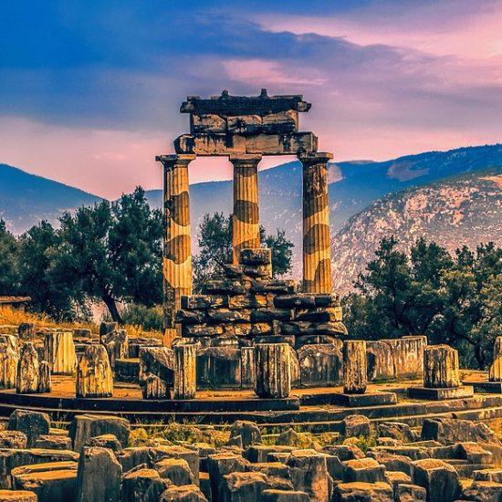 Atenas meteora y Peloponeso