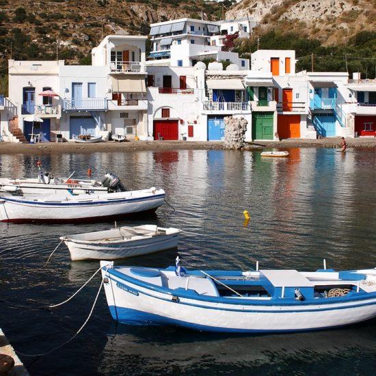 isla de Milos
