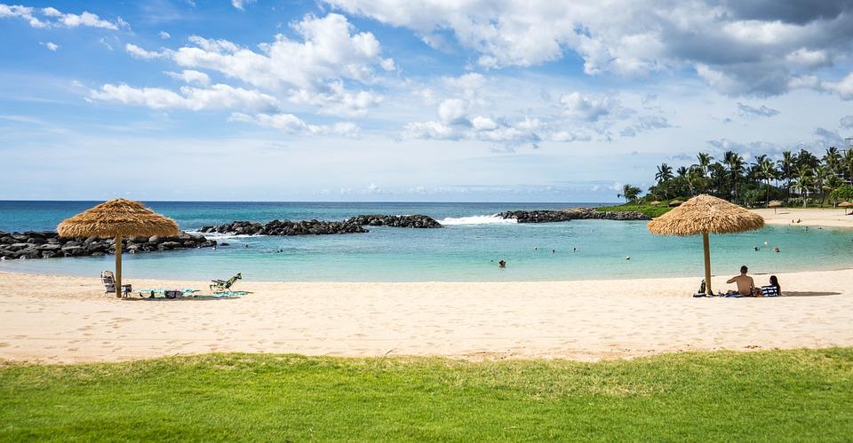 playa en hawaii
