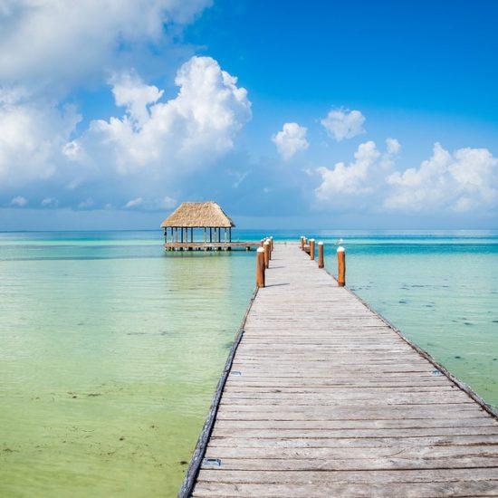 isla paradisiaca holbox