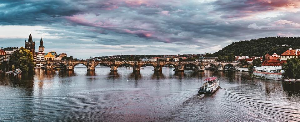 panoramica Praga