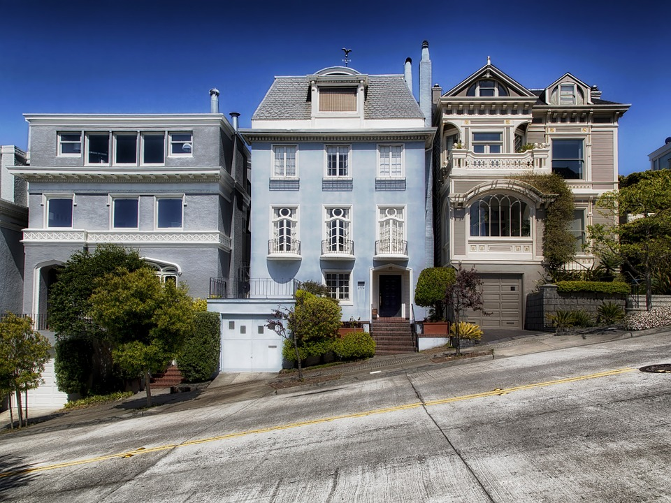 San Francisco casas usa