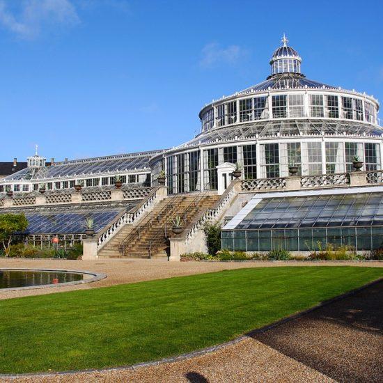 University Gardens Copenhaguen