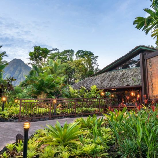 restaurante en hotel de costa rica