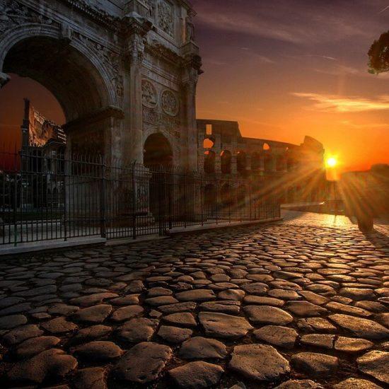 Roma y Maldivas un viaje original