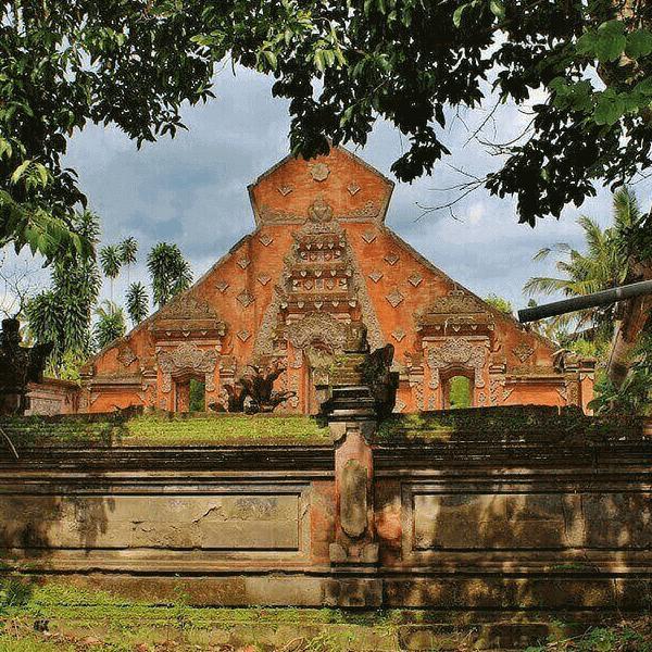 bali templo ubud portada
