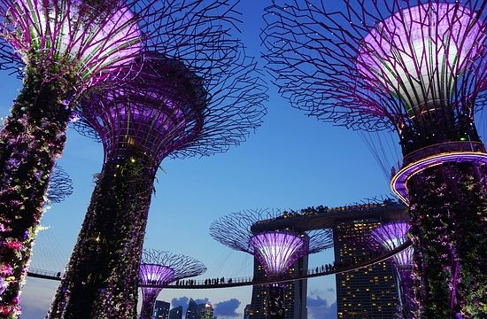 visitas singapur