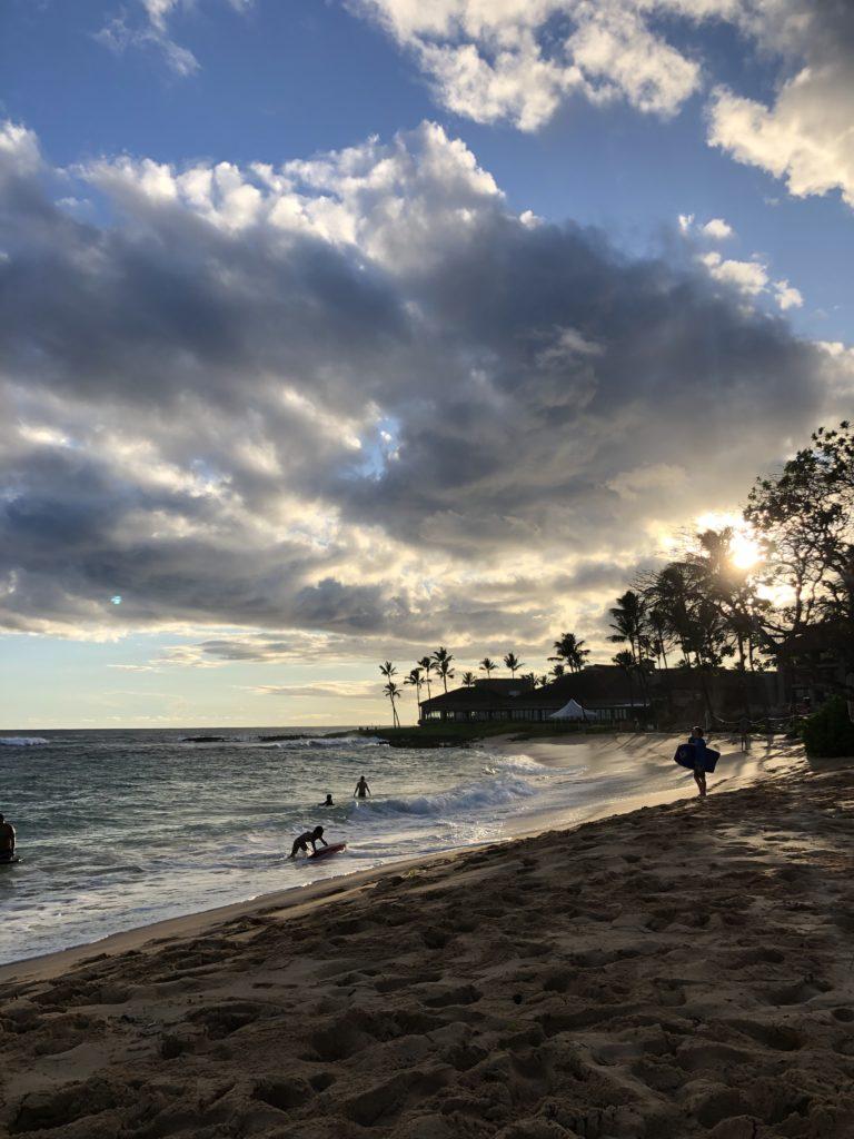 kiahuna Beach Kauai
