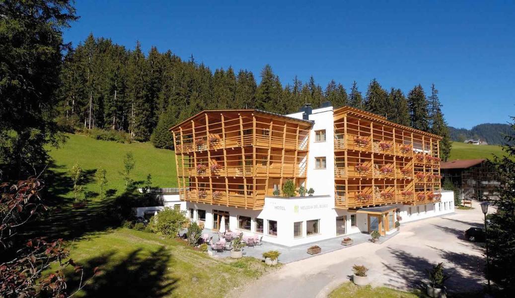hotel de nieve en italia