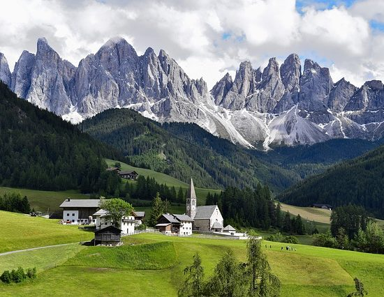 Esqui en Italia