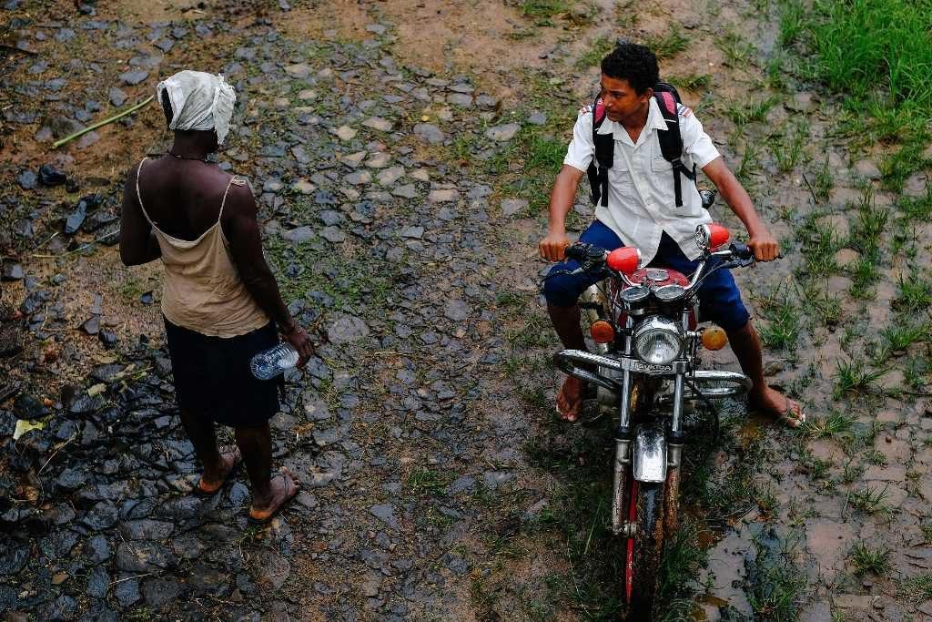 Escena de Sao Tome