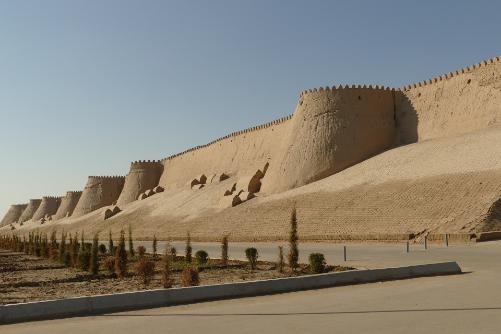 semana santa Khiva viaje aventura Uzbekistan