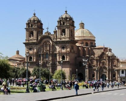 peru y playas de mexico cuzco